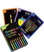 Hanukkah Go Fish Card Game